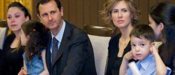 همسر بشار اسد به سرطان مبتلا شده است است