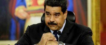 نامه مادورو جهت اون